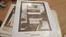 Trolleybus TV 9318  Black & White Photo number 16 ebay uk troleybus