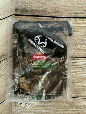 100% AUTHENTIC SUPREME SHOULDER BAG REALTREE CAMO FW19 IN HAND