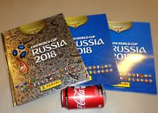 Platinum + Hard + Soft Cover 3 empty albums MEXICO PANINI Russia 2018 World Cup