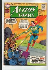 ACTION COMICS # 291 / DC  1962 / GOOD / THE BRIDE OF MR MXYZPTLK.