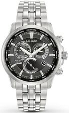 Citizen Eco-Drive Calibre 8700 Chronograph Mens Watch BL8140-55E NEW IN BOX
