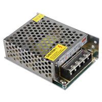 60W Driver Alimentatore Trasformatore LED DC 12V 5A per Striscia Luce Lampada AB