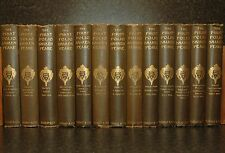 The Complete Works Of William Shakespeare Reprinted From The First Folio 1906