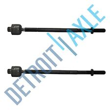 2 NEW Front Driver and Passenger Inner Tie Rod Steering Linkage Ends for Chevy