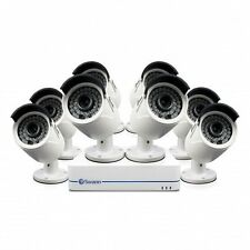 NEW Swann 8 Channel 1080p Network DVR 8 Pro Camera Security CCTV Outdoor Indoor