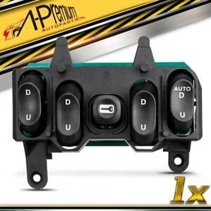 New Master Window Switch for Ford Falcon Fairmont EF EL Fairlane NF NL LTD Black