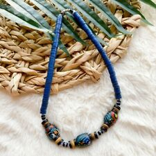 Bead Necklace☀� ☀�African Tribal