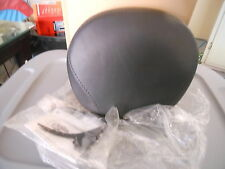 New Harley Davidson Backrest Pad FLST Heritage Springer Seat Pad Concho 52615-97