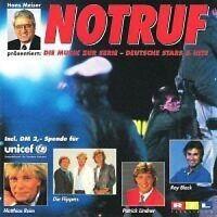Notruf (1992, RTL, Hans Meiser) Matthias Reim, Udo Lindenberg, Karat.. [CD]