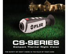 FLIR Scout CS16 Handheld Thermal Monocular NEW