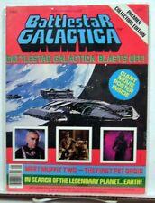 1978 Battlestar Galactica Color Poster Magazine-Premier