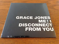 """GRACE JONES ME! Disconnect From You 2014 RSD RECORD STORE DAY 12"""" vinyl"""