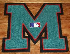 Miami Marlins Chenille Patch NEW Embroidered Varsity Letter Large 5.5""