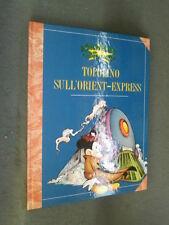 GRANDI PARODIE DISNEY #  61 - TOPOLINO SULL'ORIENT-EXPRESS - OTTIMO