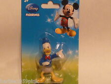 "Disney 's Classics "" Donald Duck "" Figurine New and MIP Stamped Disney on Foot"