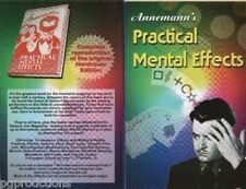 PRACTICAL MENTAL EFFECTS BOOK Ted Annemann Card ESP Comedy Mentalism Magic Trick
