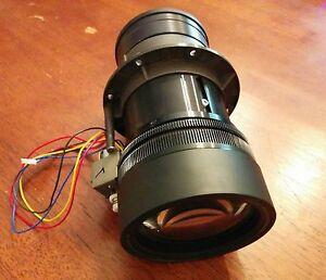 Sanyo/Christie/Eiki LNS-M01Z ROUND Semi Long Throw High Precision Projector Lens