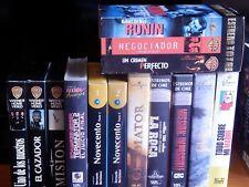 CINTAS VHS PELICULAS ACCION