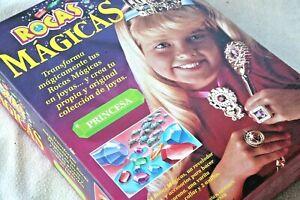 MEGA RARE TREASURE ROCKS SET: PERFECT PRINCESS (HASBRO 1993!). BRAND NEW IN BOX!