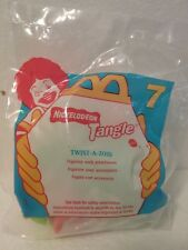 1996 MCDONALD'S HAPPY MEAL TANGLE #7 TWIST A ZOID  NEW IN PACKAGE NIB