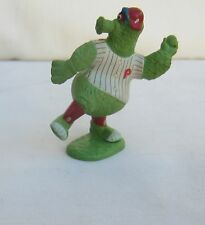 Philadelphia Phillies Phanatic PVC Figurine Pitching No 5 of 8 Set Vintage1987