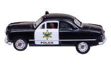 Woodland Scenics 5613 Just Plug Vehicles Lighted Police Car die-cast 1/160 N