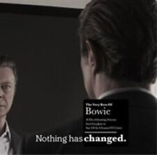 David Bowie Nothing Has Changed The Very Best of 3x CD 2014 &