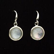 Cabochon Drop/Dangle Fine Earrings