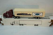 VINTAGE ERTL TRUCK TRACTOR TRAILER PETERBILT CAB 1994 LIMITED EDITION TOY SHOW
