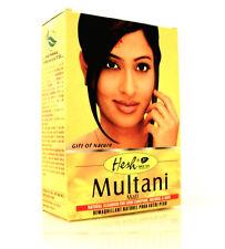 4 X GENUINE hesh multani mitti/mati 100gms Hesh brand..uk seller..from India