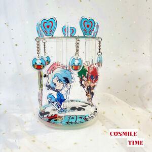 SK∞ SK8 the Infinity Langa Hasegawa Reki Kyan Carousel Acrylic Stand Display N