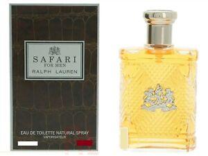 Ralph Lauren Safari For Men - 75ml Eau De Toilette Spray