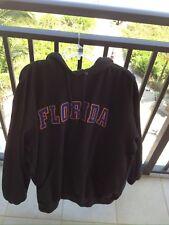 university of florida hooded long sleeve sweatshirt size xl