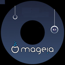 Latest New Release Linux Mageia 7.0-Beta Desktop - 32 or 64 Bit DVD