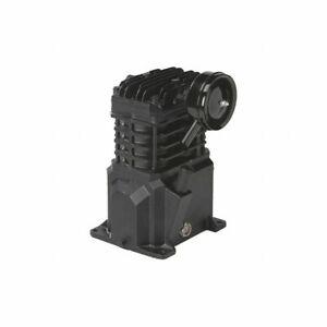 Speedaire 2WGX6 Air Compressor Replacement Pump, 1-Stage