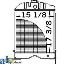 186733M91 Radiator Fits Massey Ferguson 302 304 50 50A 65
