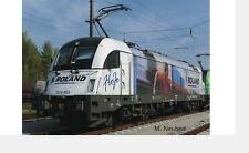 """Roco 73515 E-Lok 1216 955 """"Roland"""" WLC Ep6 weiß H0 DC Digital mit Sound"""