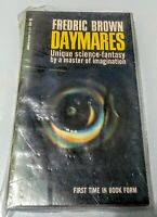 Daymares By Fredric Brown (First Time In Book Form)