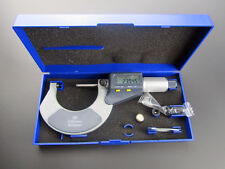 New 25-50mm IP54 Digital Micrometer with Ball Anvil Attachment Water Resistant