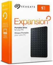 Seagate Expansion 1 TB USB 3.0 Portable External Hard Drive for PC Xbox One PS 4
