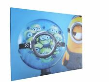 MINIONS CANVAS PICTURE PRINT Ready to hang on a wooden frame 500x400mm (1151