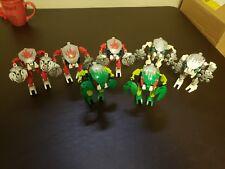 Lego Bionicle: Lot of 7 Bohrok