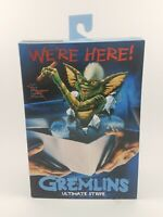 """Gremlins 7"""" Scale Action Figure Ultimate Stripe NECA REEL TOYS MINT Collectible"""