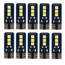 10 X T10 W5W 194 168 6SMD 3030 LED Canbus Error Free Car Interior LED Light Bulb
