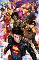 YOUNG JUSTICE #18 CHEW CARD STOCK VARIANT 2020 DC COMICS 9/2/20 NM