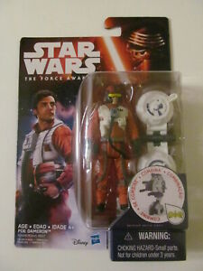 "Star Wars: The Force Awakens 3.75"" Figure - Poe Dameron - Sealed"