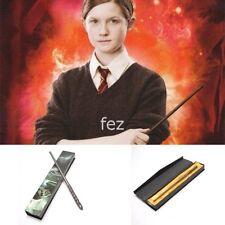 Harry Potter GINNY WEASLEY Magical Wand Zauberstab Magisch Stab in Geschenkbox