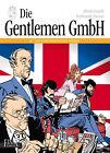 Die Gentlemen GmbH 2 Auf geheimnisvolle Spuren -Finix-Comics - Alfredo Castelli