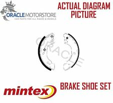 NEW MINTEX REAR BRAKE SHOE SET BRAKING SHOES GENUINE OE QUALITY MFR492