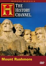 Modern Marvels: Mount Rushmore [New DVD] Manufactured On Demand